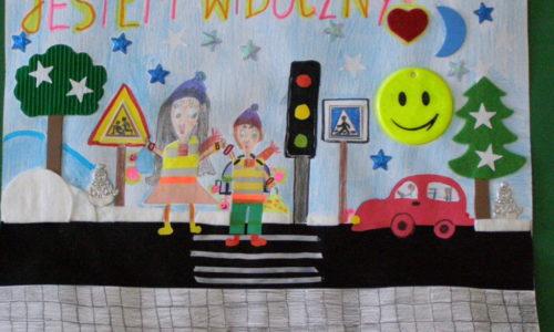 Bezpieczeństwo drogowe okiem najmłodszych