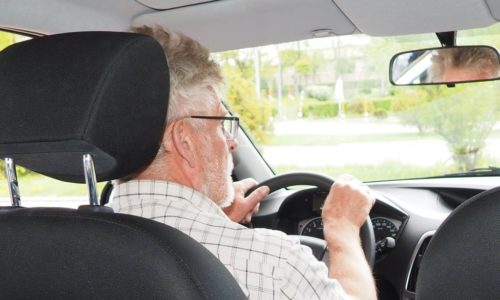 Jesteś kierowcą Seniorem? Skorzystaj z bezpłatnego szkolenia!