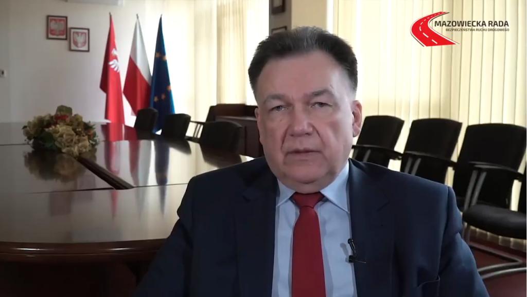 Marszałek Adam Struzik o pracach MRBRD