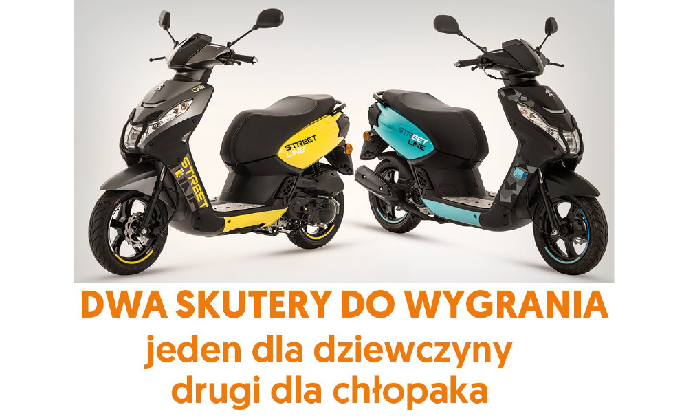 """Weź udział w konkursie i wygraj skuter! 3 edycja konkursu """"Moje pierwsze prawo jazdy""""!!!"""