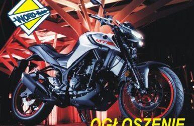 Prezentacja nowych motocykli (zdjęcia ze strony: www.yamaha-motor.eu)
